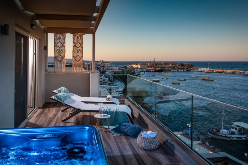 Penthouse with Jacuzzi - 3rd floor